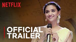 Miss India | Official Trailer | Keerthy Suresh | Netflix India - YouTube