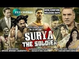 Surya The Soldier Full Movie in hindi